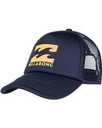 Billabong Podium Trucker Cap - Navy