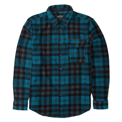 Billabong Furnace Flannel Shirt - Pacific