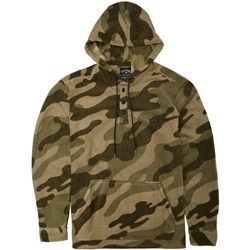Billabong Furnace Hooded Shirt - Camo