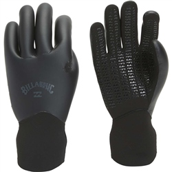 Billabong Furnace 3mm Wetsuit Gloves - Black