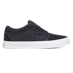 Vans Chukka Low Shoes - Ink & White
