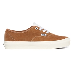 Vans Authentic Pig Shoes - Brown & White