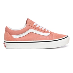 Vans Old Skool Shoes - Rose Dawn & True White