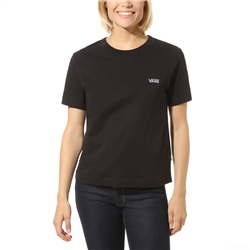 Vans Junior V Boxy T-Shirt - Black