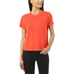 Vans Vistaview T-Shirt - Paprika