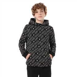 Vans Dimension AOP Hoody - Black