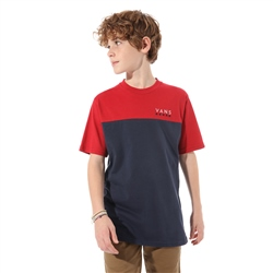 Vans Victory T-Shirt - Multi & Blue