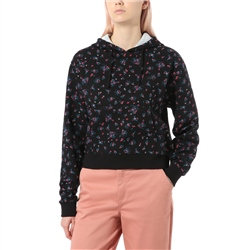 Vans Beauty Floral Hoody - Black