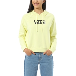 Vans Flying V Boxy Hoody - Yellow Pear
