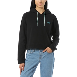 Vans Junior V Hoody - Black & Enamel Blue