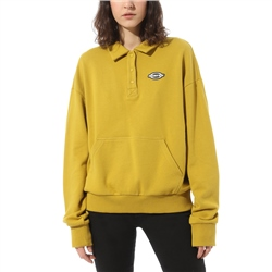 Vans Dome Grown Sweatshirt - Olive Oil