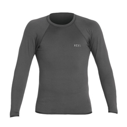 Xcel Insulate-X Long Sleeved Shirt - Black