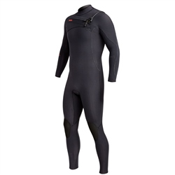 Xcel Infinity Limited 5/4mm Chest Zip Wetsuit - Black