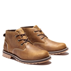 Timberland Larchmont II Waterproof Boots - Full Grain Rust LITE Leather