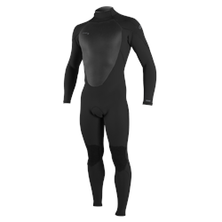 O'Neill Epic 5/4mm Back Zip Wetsuit - Black & Black (2021)