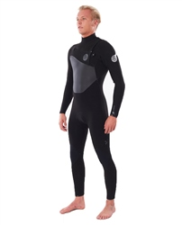 Rip Curl Flash Bomb 5/4mm Wetsuit - Black