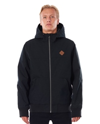 Rip Curl One Shot Jacket - Black