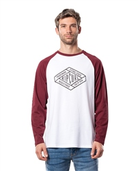 Rip Curl Retro Diamond T-Shirt - White