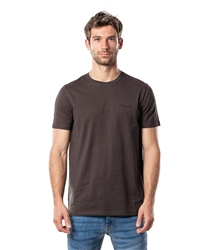 Rip Curl Saltwater T-Shirt - Washed Black