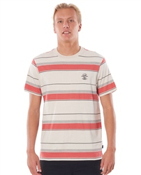Rip Curl Searchers Nomad T-Shirt - Bone