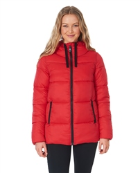 Rip Curl Anti Series Tech Jacket - Red