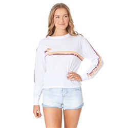 Rip Curl Golden Days T-Shirt - White