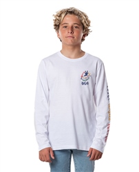 Rip Curl Surfonfire T-Shirt - White