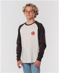 Rip Curl The Wetty T-Shirt - Bone