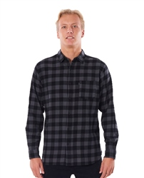 Rip Curl Check This Shirt - Black