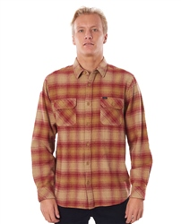Rip Curl Count Shirt - Washed Red