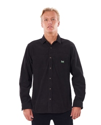 Rip Curl Saltwater Shirt - Washed Black