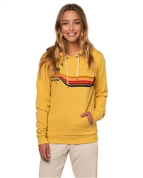 Rip Curl Gold Beach Hoody - Yellow