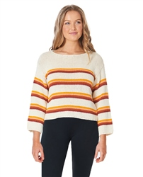 Rip Curl Golden Days Jumper - Cream