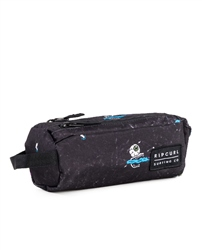 Rip Curl 2020 Pencil Case - Black & Blue