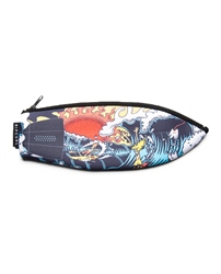 Rip Curl Surfboard Pencil Case - Blue