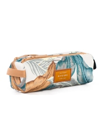 Rip Curl Variety Pencil Case - White