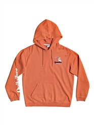 Quiksilver Sweet As Hoody - Chili
