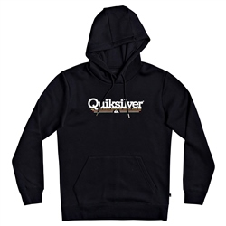 Quiksilver Tropical Lines Hoody - Black