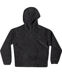 Quiksilver Bogong Fleece - Black