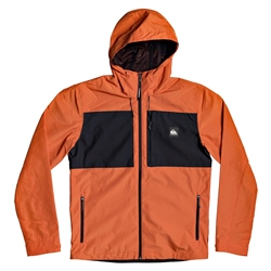 Quiksilver Lizard Head Jacket - Burnt Ochre