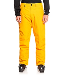 Quiksilver Estate Snow Trousers - Flame