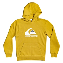 Quiksilver Big Logo Hoody - Honey