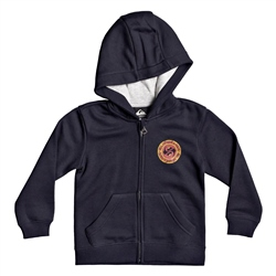 Quiksilver Stick Around Zipped Hoody - Parisian Night