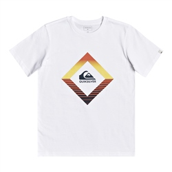 Quiksilver Tropical Mirage T-Shirt - White
