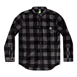 Quiksilver North Sea Expedition Shirt - Dark Shadow