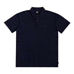 Quiksilver Pekat Polo Shirt - Parisian Night