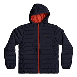 Quiksilver Boys Scaly Jacket - Parisian Night