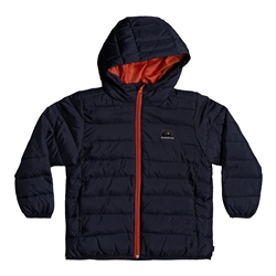 Quiksilver Scaly Boys Jacket - Parisian Night