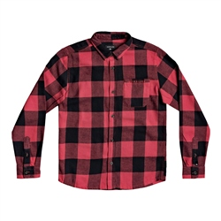 Quiksilver Motherfly Shirt - Americas Red