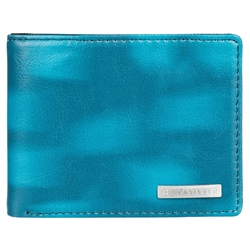 Quiksilver Freshness II Wallet - Blue Coral